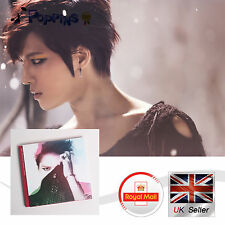 New KIM JAE JOONG 1st Mini Album MINE CD K-POP