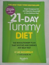 21-Day Tummy : Food Plan That Shrinks and Soothes Any Belly Fast by Liz...