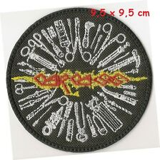 Carcass - patch - FREE SHIPPING