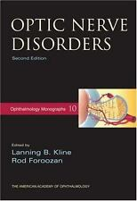 Optic Nerve Disorders (American Academy of Ophthalmology Monograph Series), Medi