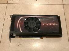 EVGA NVIDIA GTX 570 1.25GB CUDA Video Card for the Apple Mac Pro