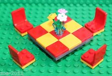 Lego Table and Chairs NEW!!!