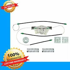 SEAT TOLEDO window winder regulator repair kit  cables & clips / front left 384