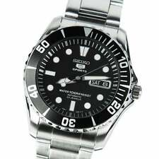 100% Genuine Seiko 5 Automatic Men's Sports Watch Diver Day Date SNZF17 SNZF17K1