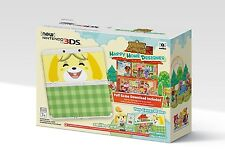 New Nintendo 3DS Animal Crossing: Happy Home Designer System Bundle [NN3DS] NEW