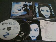 EVANESCENCE / fallen /JAPAN LTD CD & DVD
