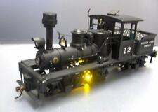 Bachmann On30 Shay locomotive brass boiler firebox flicker assembly NEW