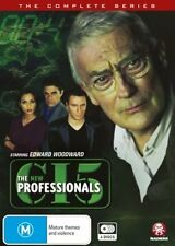 CI5 : THE NEW PROFESSIONALS - COMPLETE SERIES  DVD - UK Compatible