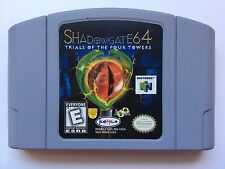Nintendo 64 N64 Shadowgate 64: Trial of the Four Towers Video Game Cartridge