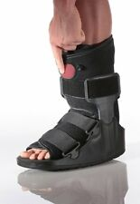 Medical Foot Brace Sprain Ankle Walker Fracture Cam Boot Breathable Extra Large