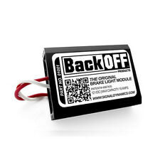 BackOFF Brake Light Modulator for all Honda Yamaha Kawasaki Motorcycles (2-356)