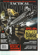 TACTICAL WEAPONS, MAY, 2014   ( TESTFORE: SIG716 PRECISION  800-YARD SEMI-AUTO )