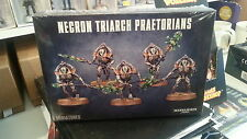 WARHAMMER 40K NECRON TRIARCH PRAETORIANS LYCHGUARD 28MM MINIATURES NEW & SEALED