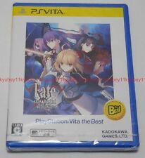 New PS Vita Fate/stay night Realta Nua PlayStation the Best from Japan Japanese