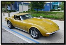 Chevrolet : Corvette 454 4 speed