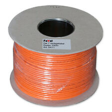 100 m CAT.7 Cable de desplazamiento dúplex red Cobre LAN 1000Mhz S/FTP6 5 CAT 7.