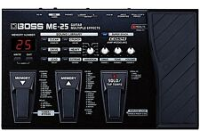 Boss ME-25 Multi Effects Electric Guitar Pedal
