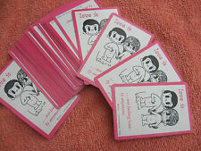 """""""Love is """"ARRCO Playing Cards """"...Not feeling lone anymore"""". Retro 70's  1973"""