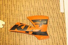 2004 KTM 50 RIGHT SIDE TANK COVER
