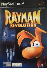 Rayman 2 : Revolution   for Sony PS2 Playstation 2  video game