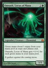 1x NM-Mint Omnath, Locus of Mana - Foil MTG -ChannelFireball-