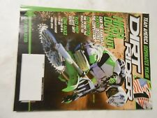 JANUARY 2007 DIRT BIKE MAGAZINE,KAWASAKI KX450F,HONDA CR144,KTM 525,TY DAVIS TIP