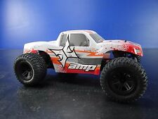 ECX 1/10 AMP MT Monster 2WD Brushed Electric R/C Truck USED ECX03028 PARTS