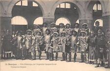 CPA 18 BOURGES FETE HISTORIQUE ARGENTIER TROMPETTES ROYAUX