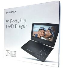 "Insignia 9"" Portable LCD DVD Player (NS-P9DVD15) - VG (In Retail Packaging)"