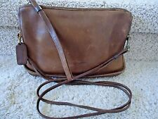 Coach Handbag Vintage Brown
