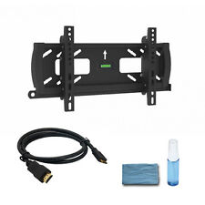 Tilt Flat LED LCD Plasma TV Wall Mount Bracket 32  36 40 42 47 46 50 52 55 inch