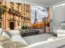 The Street in Paris Wall Mural Photo Wallpaper GIANT WALL DECOR Paper Poster