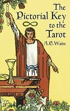 Dover Occult: The Pictorial Key to the Tarot by A. E. Waite (2005, Paperback)