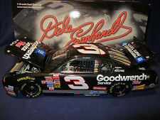 Dale Earnhardt #3 2001 Sonic Logo GM Goodwrench Service Plus 1/18 Pearl 1/2508