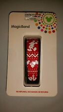 NEW Disney Mickey Christmas Sweater Holiday Magic Band Link It Later MagicBand