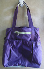 Excellent Purple/Gray/Green Stone Mountain Rare Earth Tote - MUST SEE