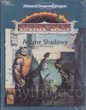 AD&D 2410 - Dark Sun - Arcane Shadows - DSQ2 New* Shrinkwrapped
