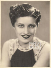 MARCELLE CHANTAL Mannequin Actrice Mode Art deco Fashion Studio INTRAN Photo #2
