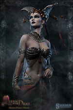 Sideshow Queen of the Dead Premium Format Figure Court of the Dead Statue