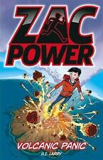 Volcanic Panic (Zac Power), Larry, H.I., New Books