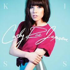 USED Carly Rae Jepsen - Kiss [Japan LTD CD] UICS-9133 CD