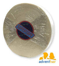 "TRUE TAPE SuperTape Super Low Profile Roll 1"" x 36 yards wig hairpiece"