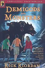 Demigods and Monsters: Your Favorite Authors on Rick Riordan's Percy Jackson and