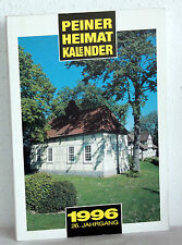 PEINER HEIMATKALENDER 1996