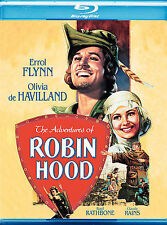 The Adventures of Robin Hood (Blu-ray Disc, 2008)