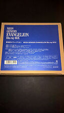 Neon Genesis Evangelion Blu-ray Box Limited Japanese HD Remastered Anime New