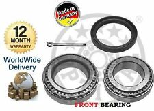 FOR ISUZU TROOPER 3.0DTi  3.1TD 3.2i 3.5i 1992-2006 NEW FRONT WHEEL BEARING KIT