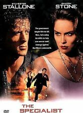 The Specialist DVD with Sylvester Stallone   .Free Next Day Shipping