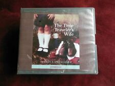Audrey Niffenegger - THE TIME TRAVELER'S WIFE - Unabridged audio CDs - Ex-librar