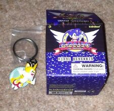Kidrobot Sonic The Hedgehog Tails Flying Keychain Keyring Sega Mega Drive